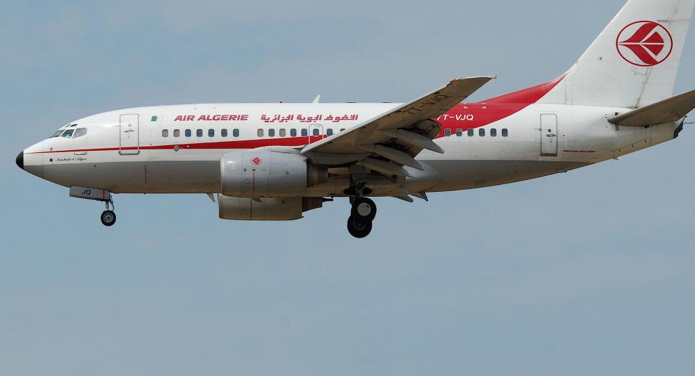 Boeing 737-600 linii Air Algérie.