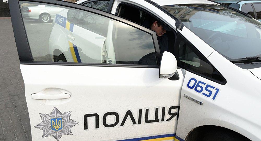 Narodowa Policja Ukrainy