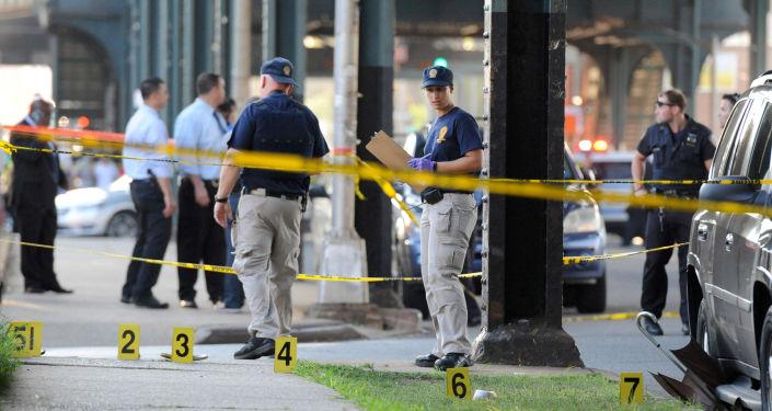 Zabójstwo imama w Nowym Jorku