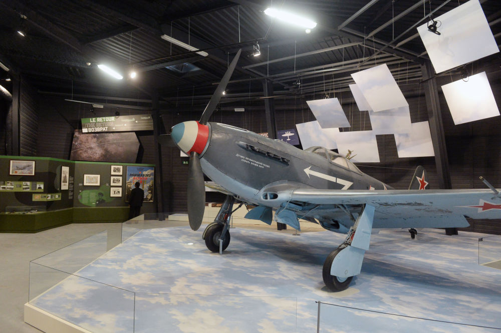 Jak-9 – radziecki samolot myśliwski z czasów drugiej wojny światowej. Był najliczniejszym modelem rodziny myśliwców Jak, produkowanym w licznych różniących się wersjach w latach 1942–1948, w łącznej liczbie 16 769 sztuk.