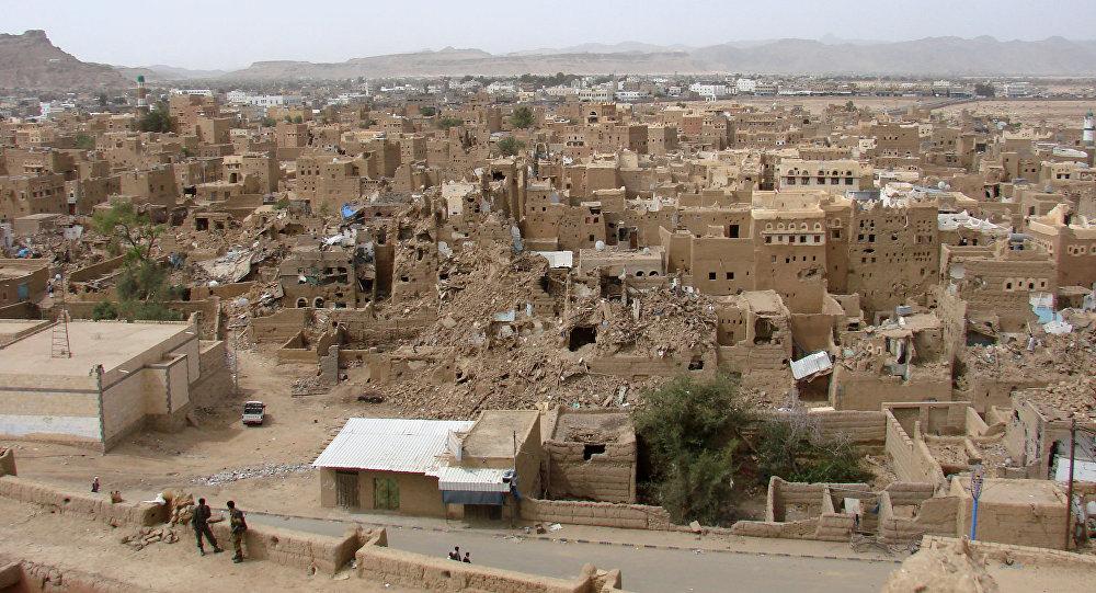 Sada, miasto w północnym Jemenie