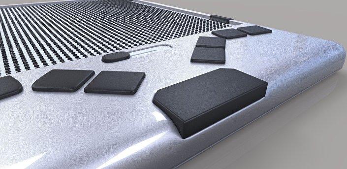 Braille Pad - tablet dla osób słabowidzących.