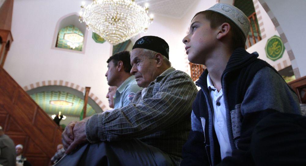 Tatarzy krymscy w Symerfopolu