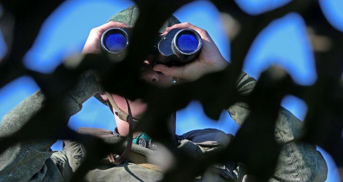 Ukraińska straż graniczna namierzyła rosyjskie systemy wywiadowcze