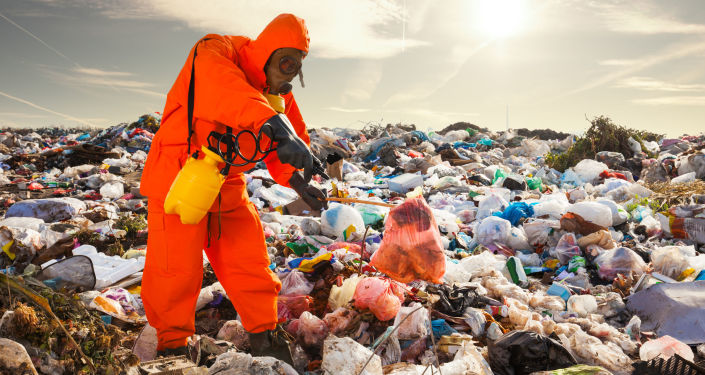 Wysypisko śmieci