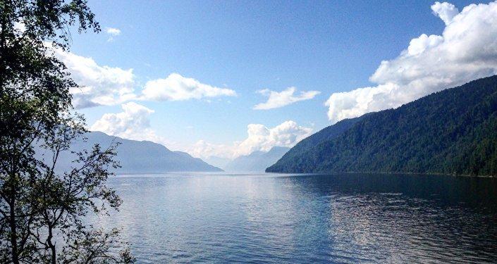 Jezioro Teleckie, Kraj Ałtajski