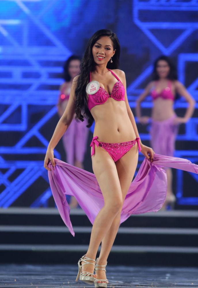Uczestniczka konkursu Miss Wietnam 2016