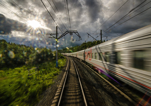 Transsyberyjska Kolej