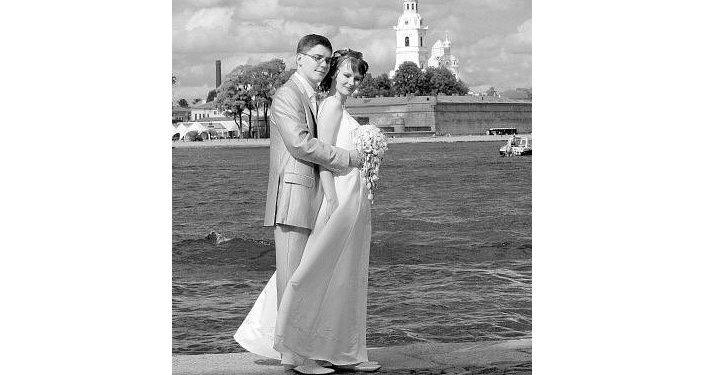 Dalsza część historii jest prosta: miłość do Rosjanina, ślub, dzieci, przeprowadzka do Moskwy.