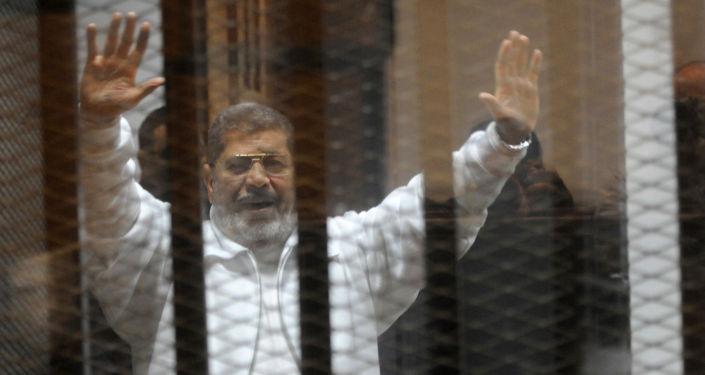 Były prezydent Egiptu Muhammad Mursi