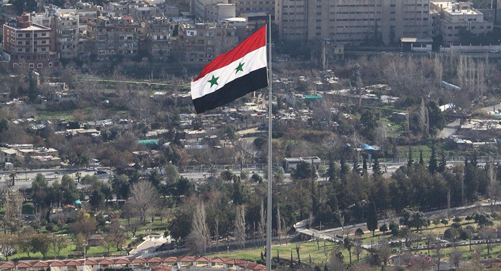 Damaszek, Syria