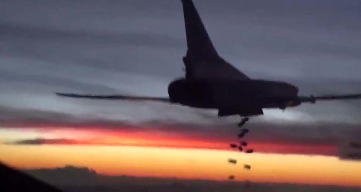 Rosyjska operacja lotnicza w Syrii