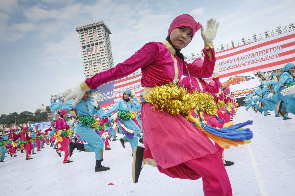 Obchody Dnia Niepodległości Malezji w Kuala Lumpur