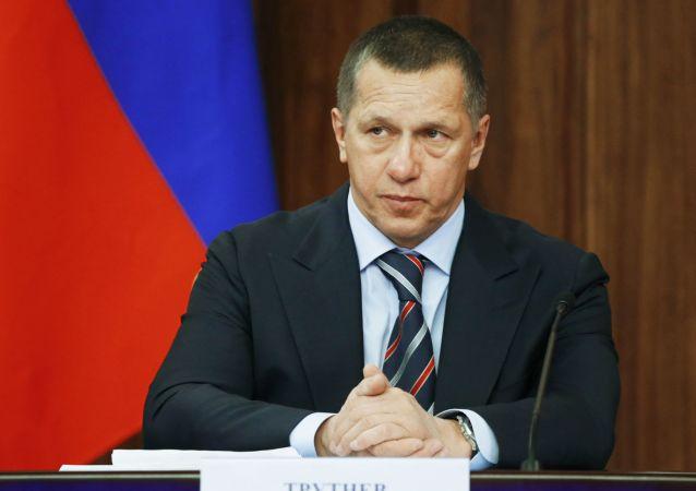 Pełnomocny przedstawiciel rosyjskiego prezydenta w Dalekowschodnim Okręgu Federalnym Jurij Trutniew