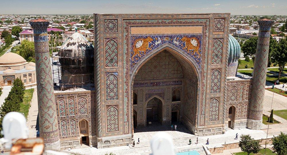 Samarkanda, Uzbekistan
