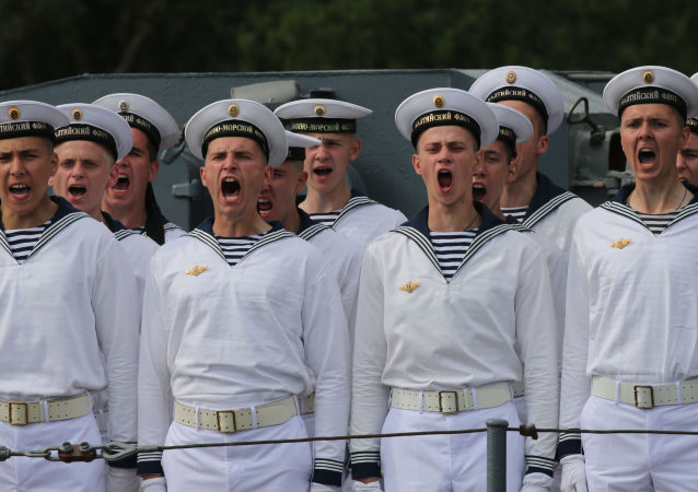 Marynarze Floty Bałtyckiej