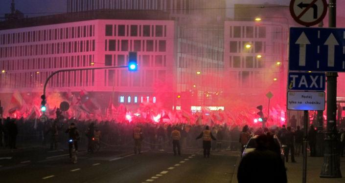 Polska. Warszawa. 11 listopada