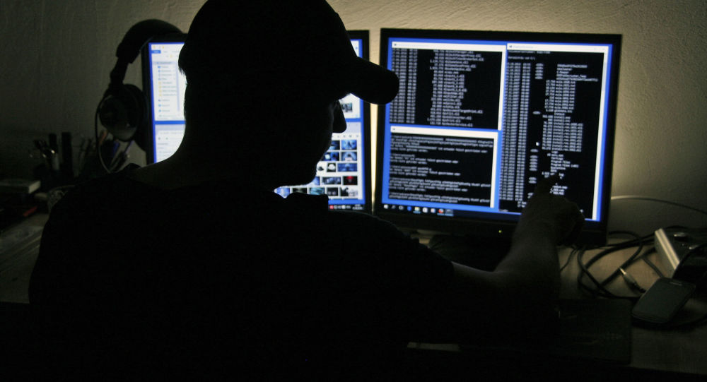 Komputerowy haker