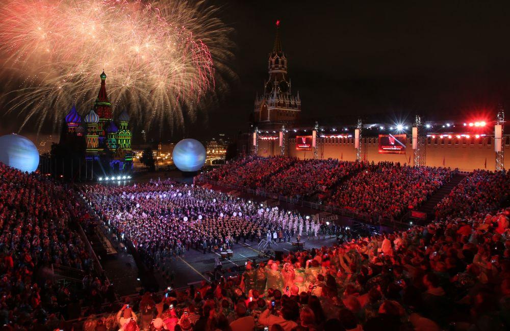 """Zamknięcie międzynarodowego festiwalu """"Spasskaja Basznia 2016"""""""