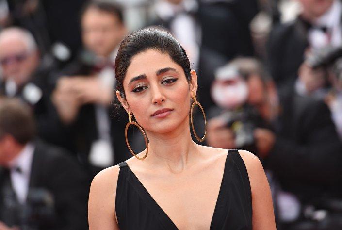 Irańska aktorka