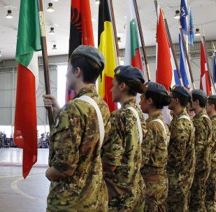Natowskie manewry Trident Juncture we Włoszech