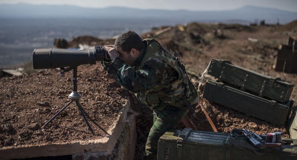 Prowincja Al-Kunajtira w Syrii