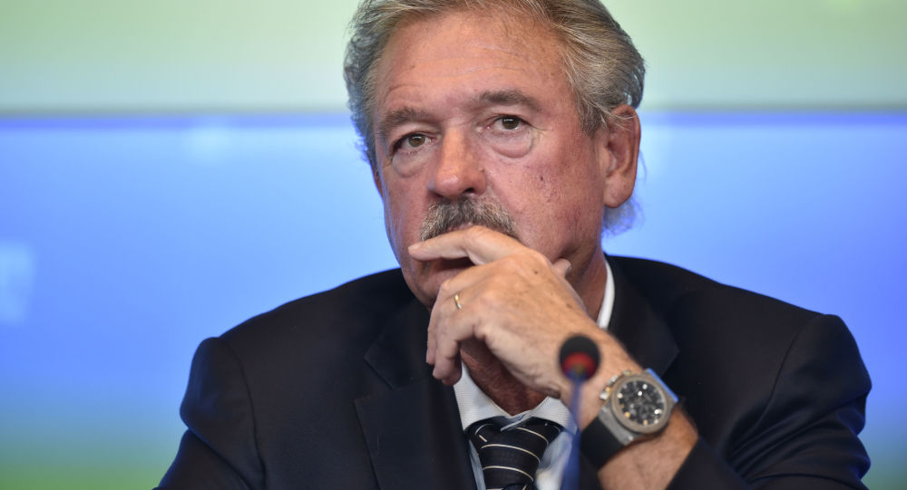 Minister spraw zagranicznych Luksemburga Jean Asselborn