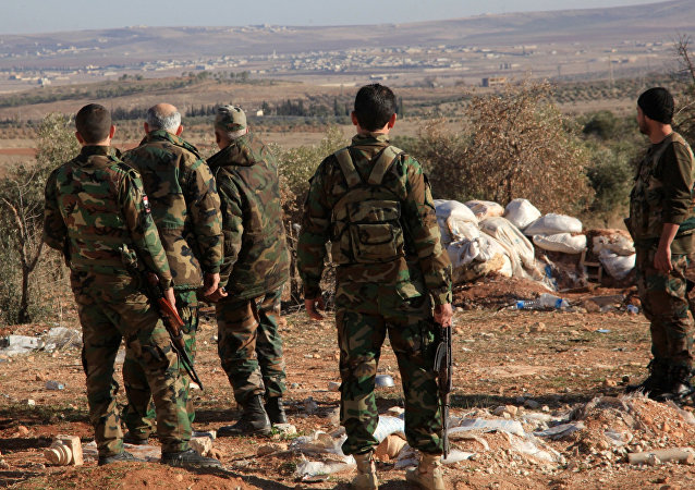Naloty sił koalicji na pozycje wojsk syryjskich w pobliżu lotniska Dajr az-Zaur