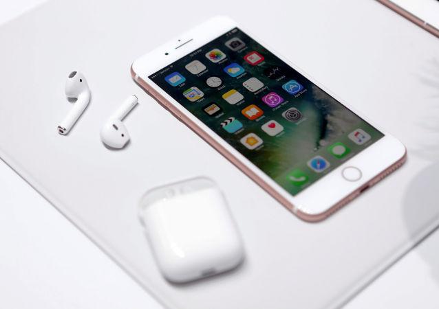 Nowy iPhone 7 i bezprzewodowe słuchawki AirPods