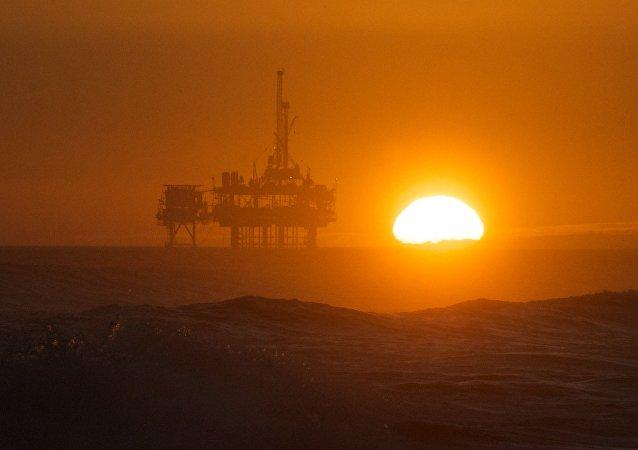 Produkcja ropy