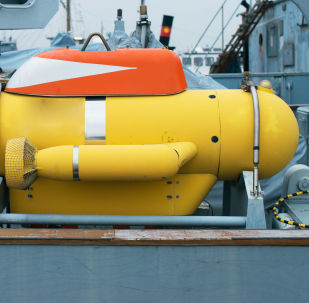 Podwodny system zrobotyzowany