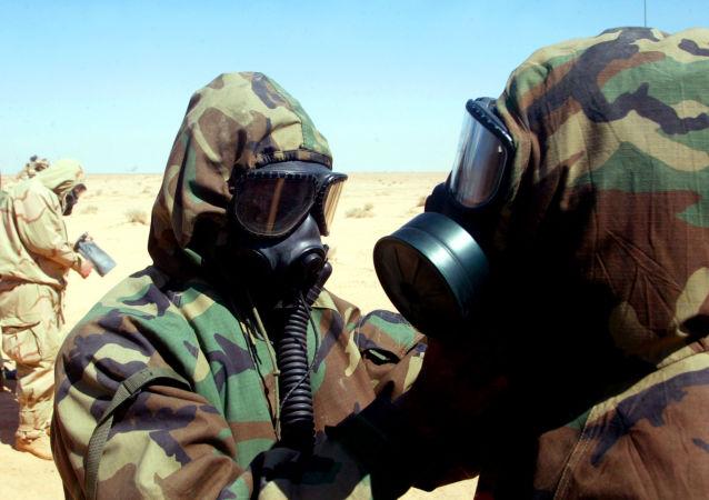 MSZ Rosji: USA specjalnie nie kładą nacisku na atak chemiczny PI w Iraku