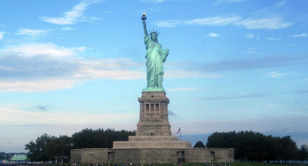 Statua Wolności, USA