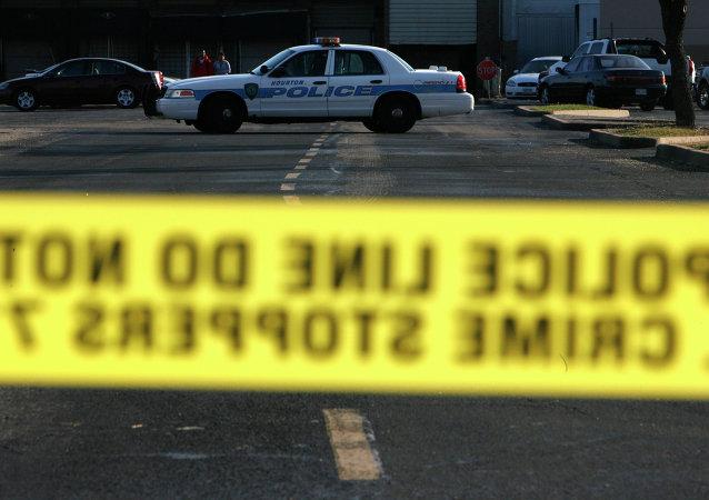 Strzelanina w Houston