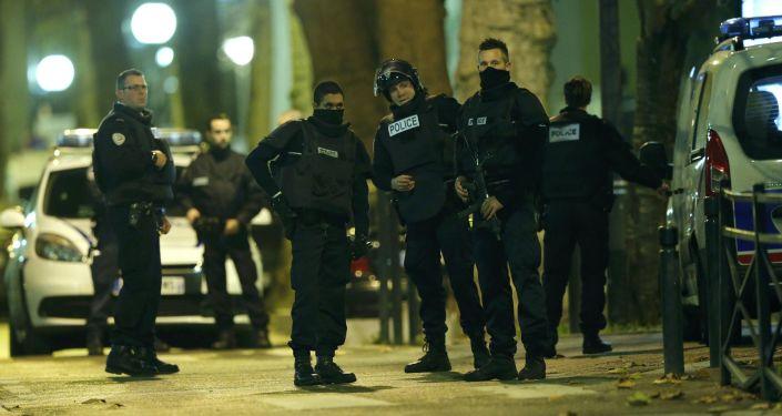 Operacja specjalna francuskiej policji pod Paryżem