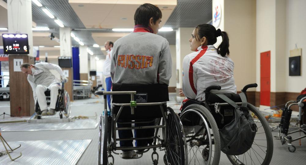 Rosyjscy szermierze paraolimpijscy