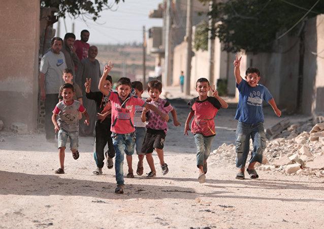 Manbij, prowincja Aleppo