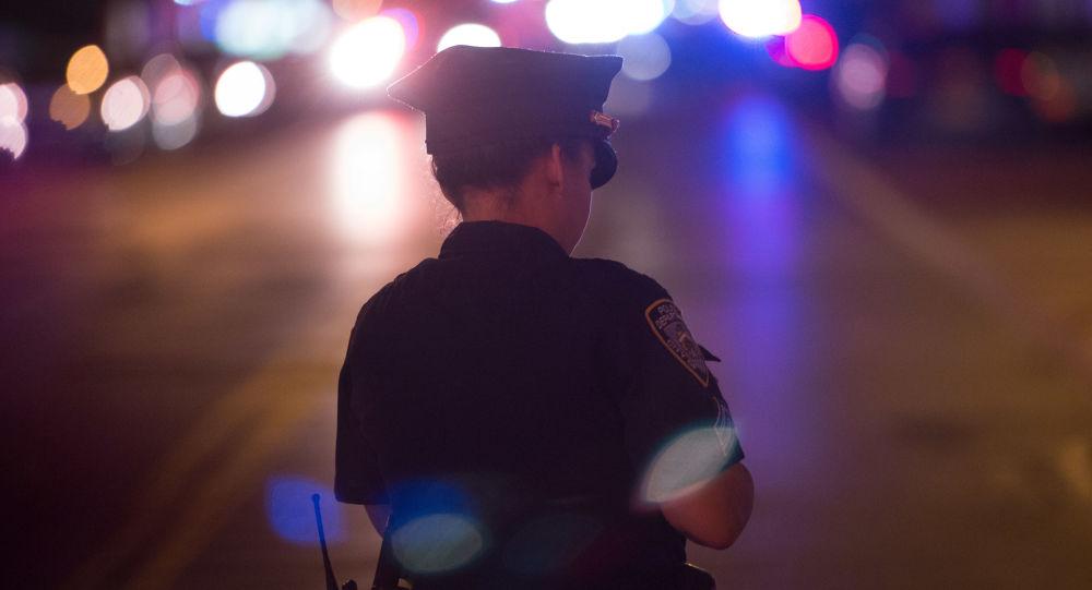 Policjantka w Nowym Jorku