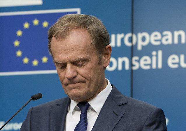 EU-Ratsvorsitzende Donald Tusk