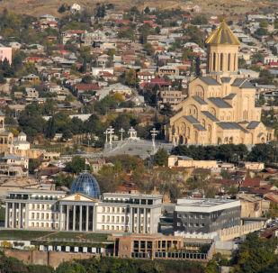 Widok Tbilisi