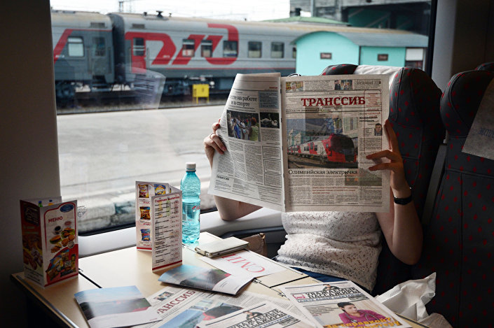 Podróż Koleją Transsyberyjską daje możliwość zobaczenia w zasadzie całego kraju