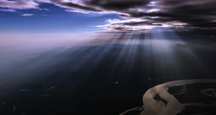 Alaska from above