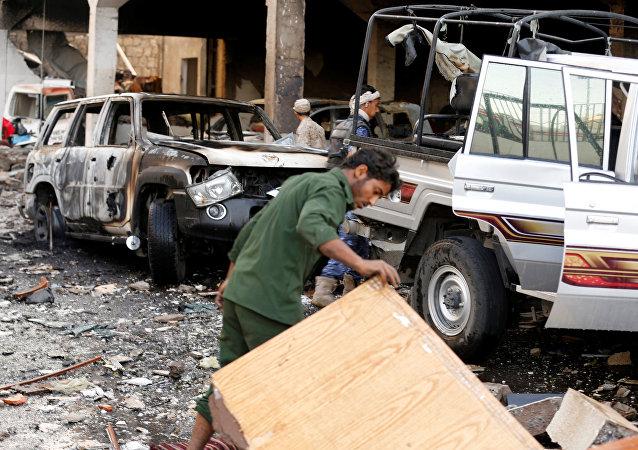 Nalot na żałobników w Jemenie. Demonstracje i wezwania do mobilizacji sił