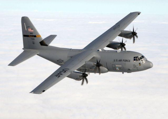 Samolot C-130J Hercules