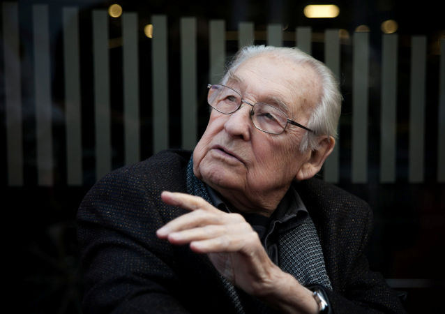Reżyser Andrzej Wajda