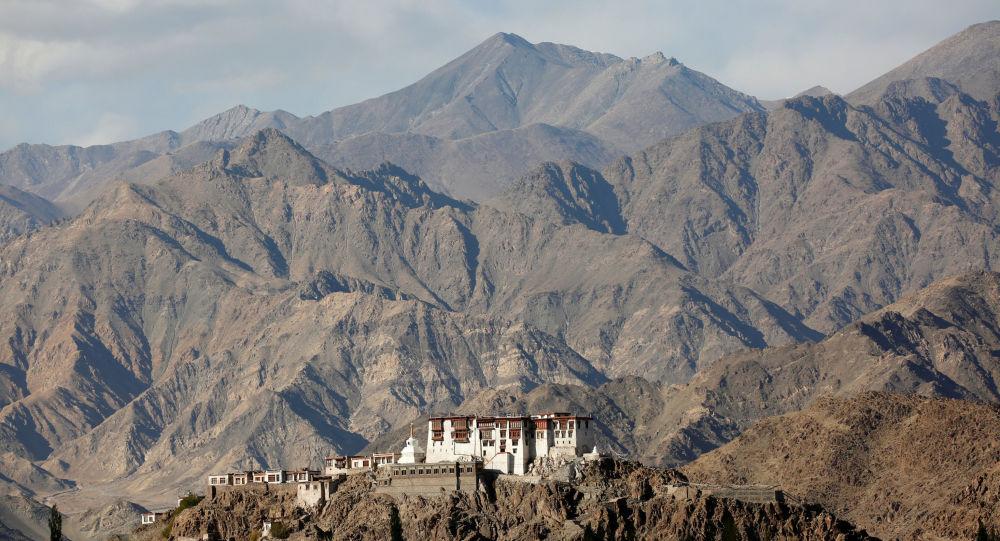 Klasztor buddyjski Stakna, Himalaje