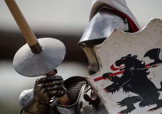W Teodozji odbędzie się dziś prawdziwy turniej rycerski z pokazem kostiumów i kunsztu posługiwania się bronią średniowieczną