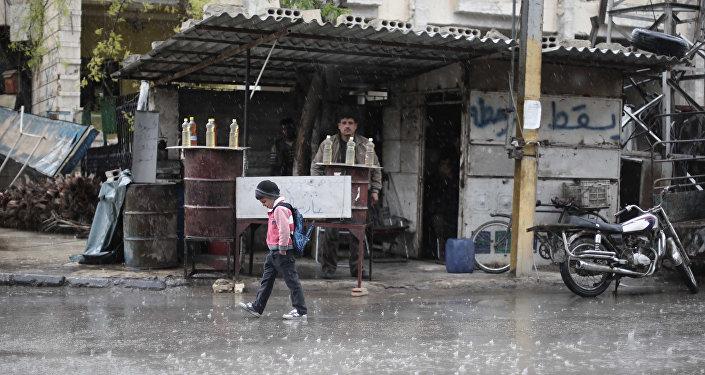 Guta wschodnia, prowincja Damaszek