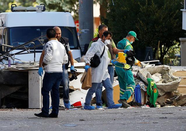 Gaziantep: Kolejny zamachowiec wysadził się w powietrze