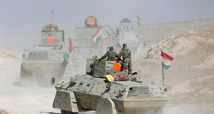 Operacja wyzwolenia Mosulu